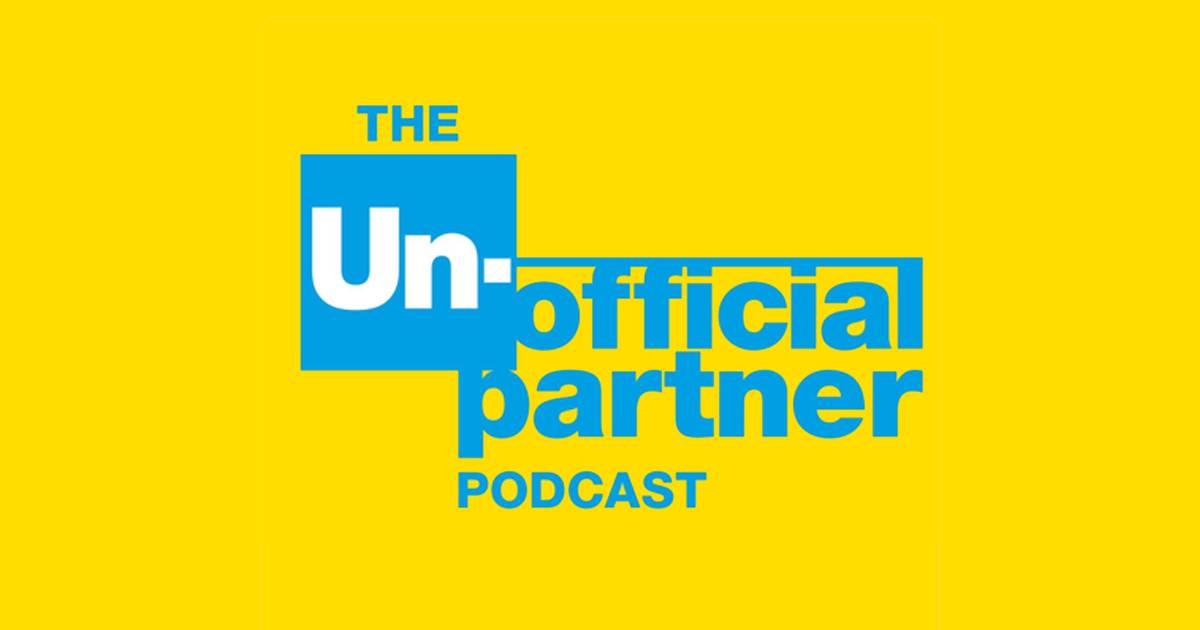 unofficial partner podcast graphic