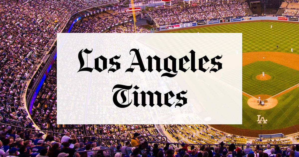 los angeles times dodgers world series greenfly