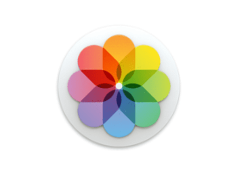 apple photos for collecting photos from groups