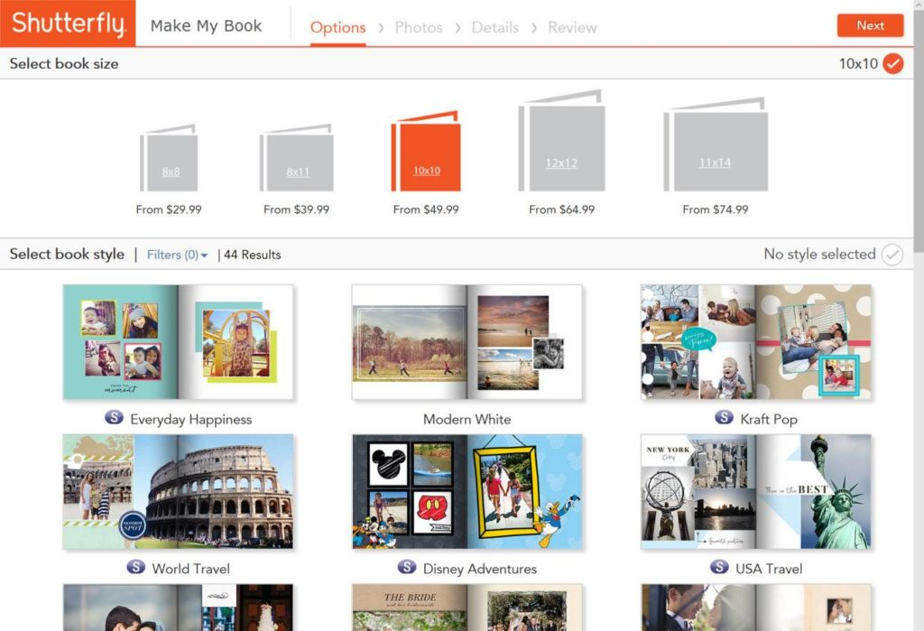 Shutterfly for collecting photos from groups